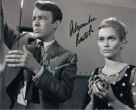"""The Champions"" signed autograph Alexandra Bastedo & William Gaunt #7"