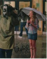Amanda Seyfried (Mean Girls) - Genuine Signed Autograph 7580