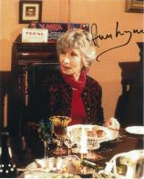Ann Lynn, Only Fools & Horse's, Danger Man, The Saint, etc Genuine Signed Autograph 10x8 #10