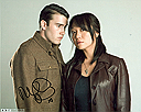 "ANTHONY LEWIS ""Tommy Brockless"" & Naoko Mori ""Toshiko"""