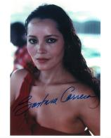 Barbara Carrera (Bond Girl) - Genuine Signed Autograph #2