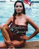 Barbara Carrera (Bond Girl) - Genuine Signed Autograph #4