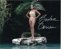 Barbara Carrera (Bond Girl) - Genuine Signed Autograph #8