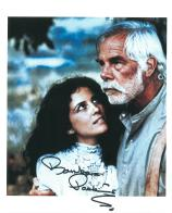 Barbara Parkins - Genuine Signed Autograph 7636