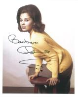 Barbara Parkins - Genuine Signed Autograph 8142