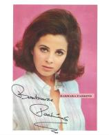Barbara Parkins - Genuine Signed Autograph 8144