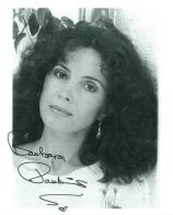 Barbara Parkins - Genuine Signed Autograph 8145