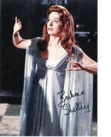 Barbara Shelley  Hand signed autograph (62)