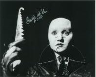 Barbie Wilde (Hellraiser 2) - Genuine Signed Autograph 7559