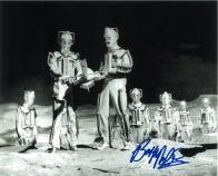 Barry Noble (Cyberman, Dr Who) - Genuine Signed Autograph #2