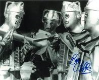 Barry Noble (Cyberman, Dr Who) - Genuine Signed Autograph #5