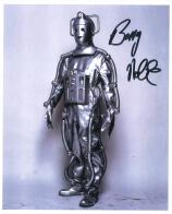 Barry Noble (Cyberman, Dr Who) - Genuine Signed Autograph 7708