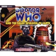BBC CD Doctor Who - Dr Who and the Dalek Invasion of Earth