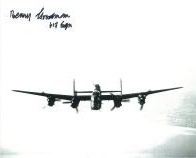Benny Goodman (WW2 Pilot) - Genuine Signed Autograph 7714