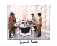 Bernard Padden (Doctor Who) - Genuine Signed Autograph 7959