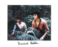 Bernard Padden (Doctor Who) - Genuine Signed Autograph 7960