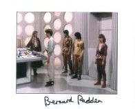 Bernard Padden (Doctor Who) - Genuine Signed Autograph 7961
