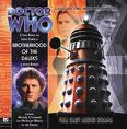 Big Finish Brotherhood of the Daleks signed by Nick Briggs