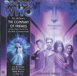 "big finish CD ""The company of friends"""