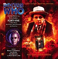 Big Finish Forty-Five signed by Sophie Aldred