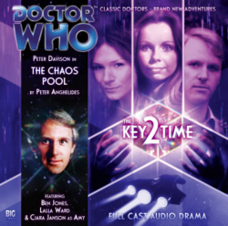 Big Finish The Chaos Pool signed by Laura Doddington