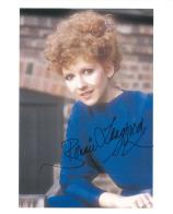Bonnie Langford  - Genuine Signed Autograph 6660