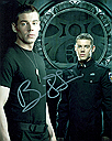 "Brian J. Smith ""Matthew Scott"" (Stargate Universe) #1"
