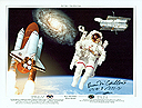 Bruce McCandless - Mission Specialist -10 x 8 Genuine Signed Autograph