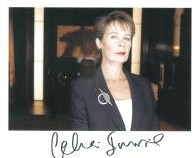 Celia Imrie (TV Star) - Genuine Signed Autograph 7913