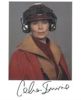 Celia Imrie (TV Star) - Genuine Signed Autograph 7965