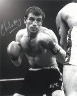 Charlie Magri (Boxer) - Genuine Signed Autograph 7836