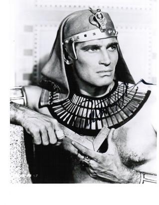 Charlton Heston (1923 – 2008)