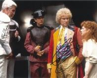 Colin Baker & Michael Craig - Genuine Signed Autograph 8000