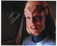 Daphne Ashbrook (Very Rare) - Genuine Signed Autograph 7420