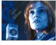 Daphne Ashbrook (Very Rare) - Genuine Signed Autograph 7421