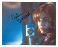 Daphne Ashbrook (Very Rare) - Genuine Signed Autograph 8079