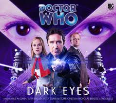Dark Eyes signed Doctor Who Big Finish CD