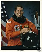 David Leestma - NASA Shuttle Astronaut  STS41G, STS 28 & STS-45