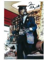 Dean Hollingsworth Doctor Who Signed 10 x 8 #2