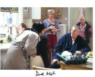 "Derek Martin ""Charle Slater"" (Eastenders and Doctor Who) #7"