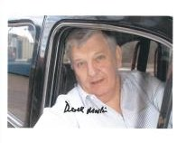 Derek Martin (Doctor Who Eastenders) - Genuine Signed Autograph 7958