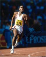 Derek Redmond (Athletics) - Genuine Signed Autograph
