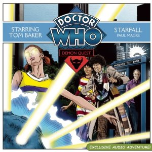 Doctor Who: A Shard of Ice:  starring Tom Baker