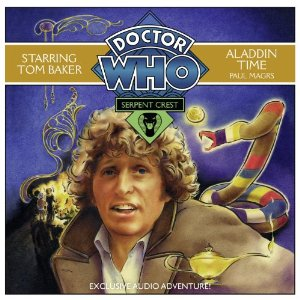Doctor Who: Aladdin Time:Sperpent Crest Pt. 3:   BBC CD