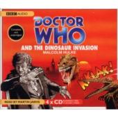 Doctor Who And The Dinosaur Invasion signed by Martin Jarvis
