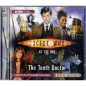 Doctor Who At The BBC: The Tenth Doctor signed by Linda Clark