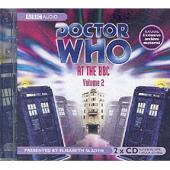 Doctor Who at the BBC Vol 2 signed by Terry Molloy