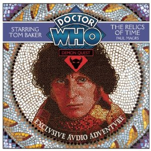 Doctor Who: Demon Quest: The Relics of Time :  starring Tom Baker