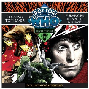 Doctor Who: SURVIORS IN SPACE :Sperpent Crest Pt. 5:   BBC CD