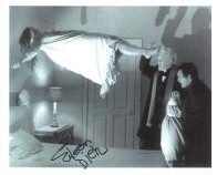 Eileen Dietz (The Exorcist) - Genuine Signed Autograph 7183